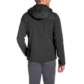 Maier Sports Amon Softshell Jacke Herren Black